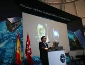 Giménez Cañete: 'Sería un reto maravilloso encontrar evidencias de vida fuera de la Tierra'