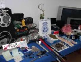 Desarticulado un grupo que robaba en estancos y perfumerías