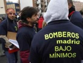 El PSOE denuncia la falta de bomberos en Centro