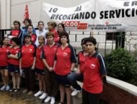 La Federación Madrileña de Natación retira el ERE
