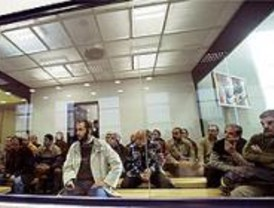 11-M: Los acusados abandonan la huelga de hambre