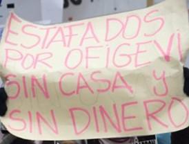 Más de mil cooperativistas presuntamente estafados protestan en Sol