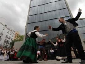 Lavapiés celebra la Fiesta de los Mayos