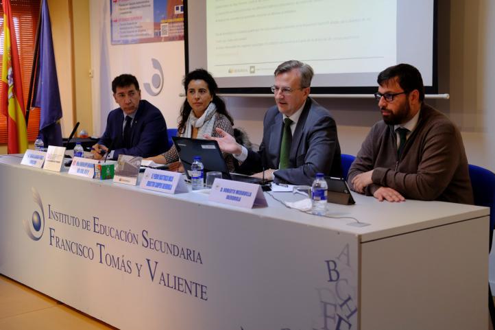 Iberdrola y la Consejería de Educación e Investigación impulsan la formación profesional en la Comunidad de Madrid