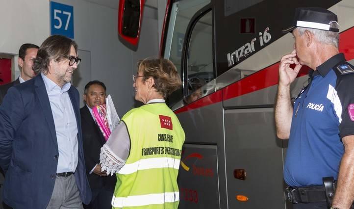 Más de 43.000 inspecciones para velar por la seguridad vial en la Comunidad de Madrid