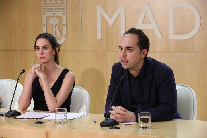 Madrid regulará los vehículos de 'sharing' por primera vez