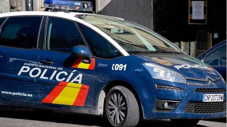 Detenida en Tetuán una pareja con tres menores a su cargo que se dedicaba al menudeo de droga