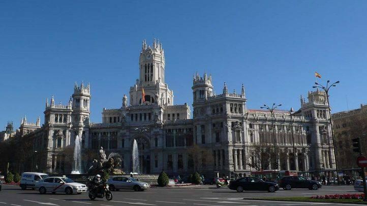 Madrid es la ciudad más visitada de España