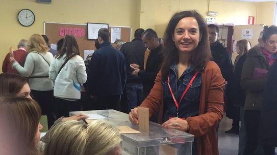 Sara Hernández considera que Rajoy le ha dado un