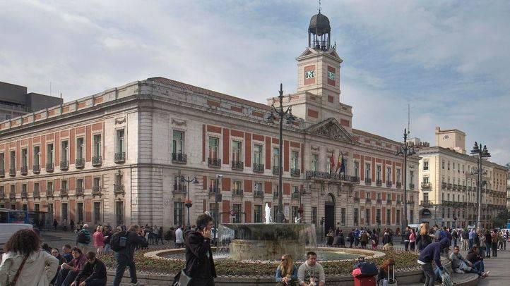 Puerta del Sol de Madrid (archivo).