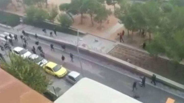 Detenidos dos miembros del Frente Atlético por amenazar a un testigo del 'Caso Jimmy'