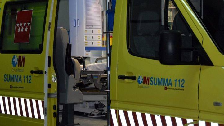 Ambulancia Summa