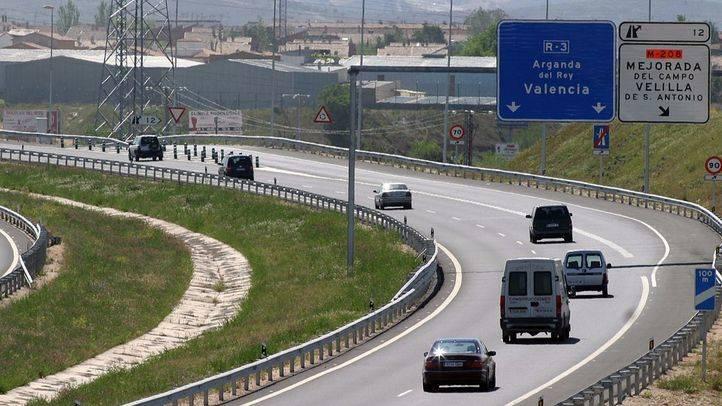 Aumenta el tráfico de las autopistas madrileñas en riesgo de quiebra