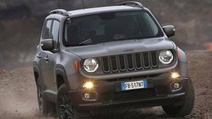 Jeep Renegade Night Eagle, personalización de fábrica