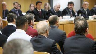 Comienza la tercera semana del juicio del Madrid Arena