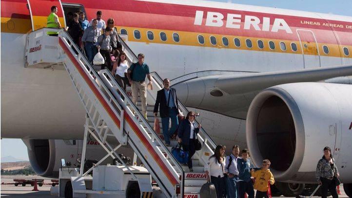 Iberia tendrá a partir del 18 de Octubre tres viajes semanales a Tokio