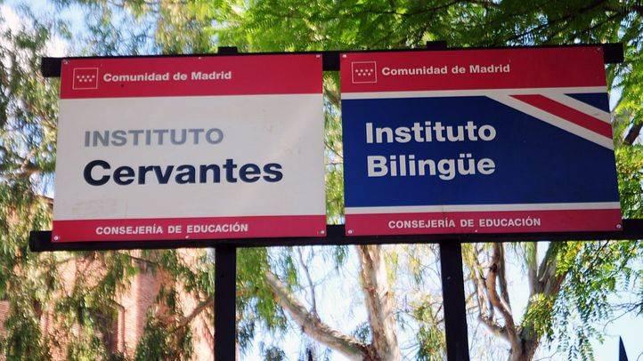 Instituto bilingüe Cervantes en Embajadores