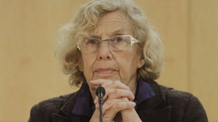 Carmena respalda a Murgui sobre las acusaciones populares de hipotéticos cobros irregulares en la FRAVM