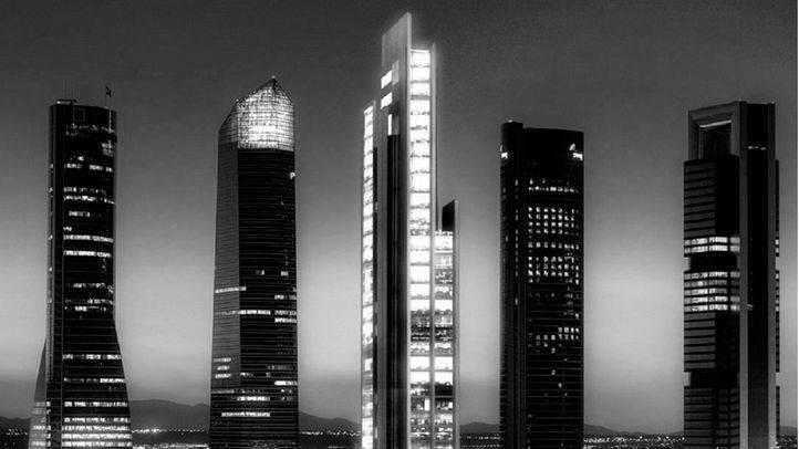 Villar Mir negocia para que IE Business School alquiler la quinta torre del Paseo de la Castellana