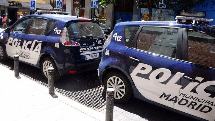 La Policía Municipal detiene en 6 horas a tres hombres por agredir a sus mujeres en Madrid