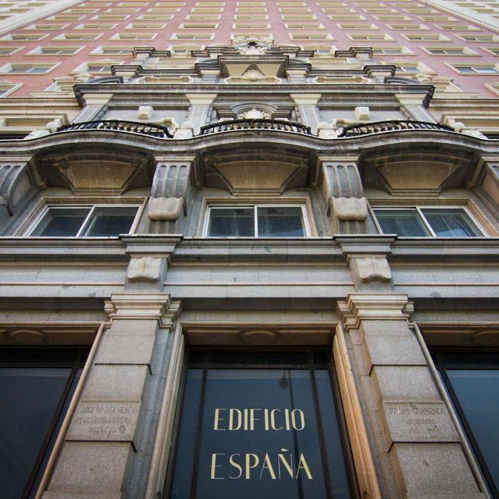 El Ayuntamiento hace una nueva propuesta a Wanda sobre el Edificio España