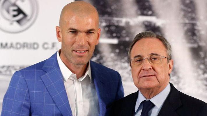 Zidane por Benítez, una vuelta de tuerca