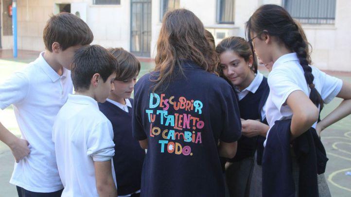 Concurso escolar de la ONCE