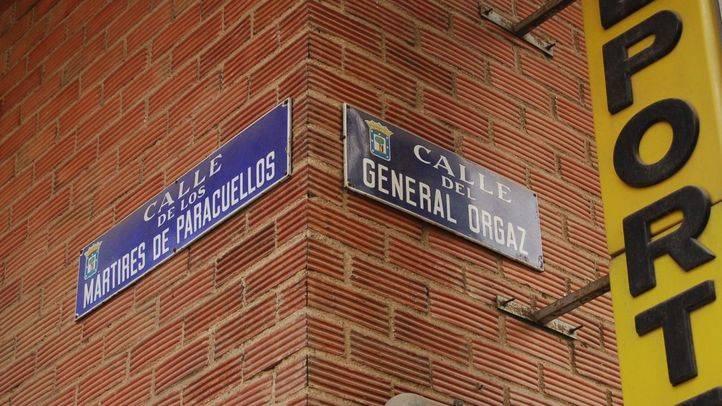 Las víctimas del terrorismo darán nombre a varias calles franquistas
