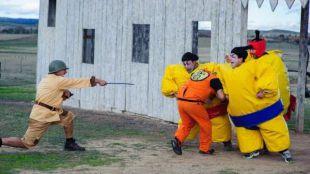 Humor amarillo: de Japón a Algete