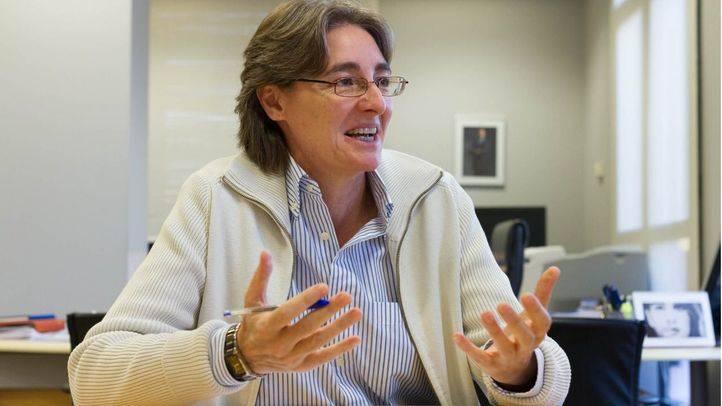 Marta Higueras, primera teniente de alcalde y delegada de Asuntos Sociales, Equidad y Empleo.