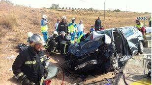 Bajan las víctimas por accidente de tráfico pero se incrementa el peligro en las vías secundarias