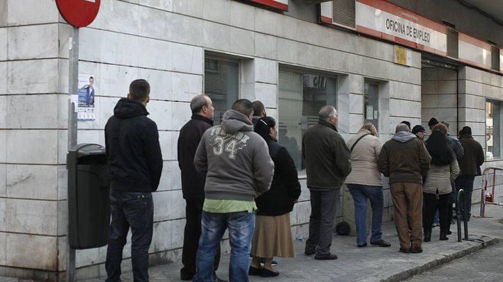 En Madrid hay 144.800 hogares con todos sus miembros en paro, según la EPA