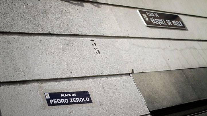Pedro Zerolo ya tiene su plaza