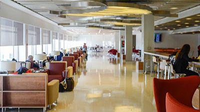 Nueva sala vip de la T2 del aeropuerto de Barajas