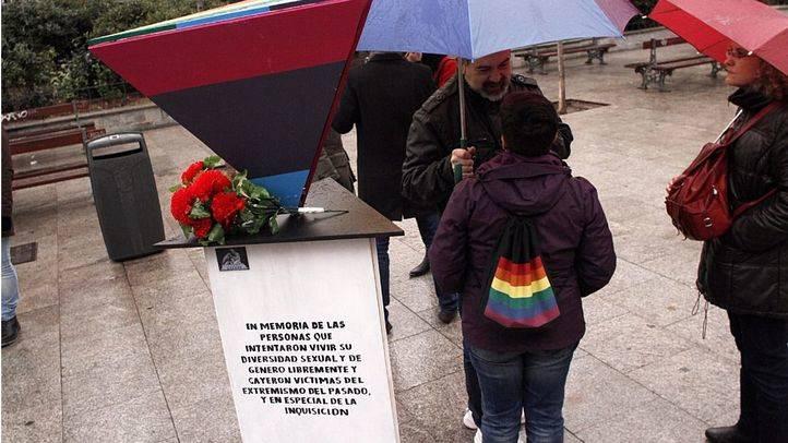 La plaza de Pedro Zerolo contará con un monumento a las víctimas LGTBI
