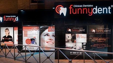 El cierre repentino de las clínicas de la cadena Funnydent deja a cientos de pacientes con tratamientos a medias