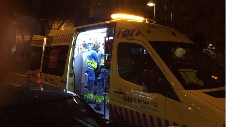 Un muerto y un herido grave por heridas de arma blanca en Madrid