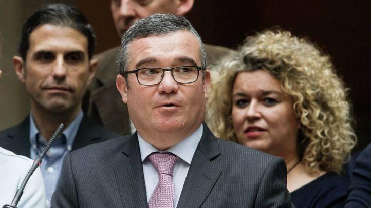 Guillermo Hita, alcalde de Arganda del Rey y presidente de la Federación de Municipios de Madrid (FMM).