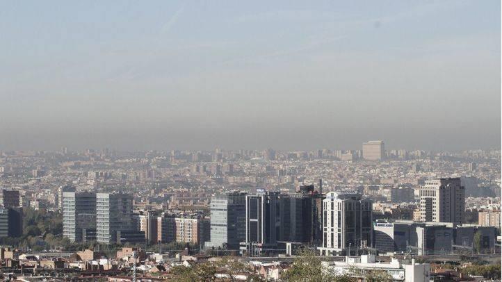 El nuevo protocolo contra la contaminación en Madrid entra en vigor este lunes