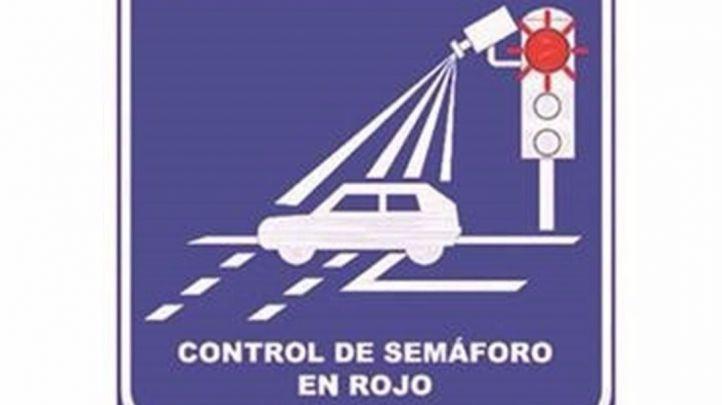 Seis nuevos semáforos 'foto-rojo' empiezan a multar este martes