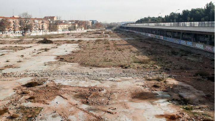 Un 'desierto' urbano entre Estroncio y Eduardo Minguito