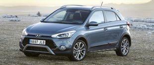 Hyundai i20 Active, urbano aventurero