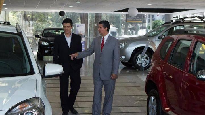 Las ventas de coches comienzan el año con un alza superior al 12%