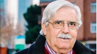 Diego Catalán, presidente de la Asociación de Vecinos del barrio de Begoña.