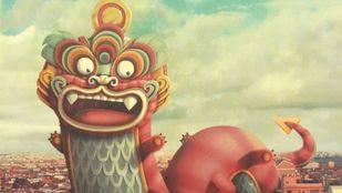 Usera, el centro de la celebración del Año Nuevo Chino