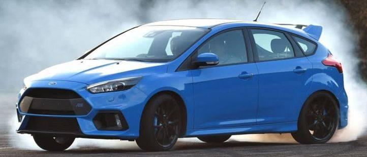 Ford Focus RS, prestaciones en tráfico abierto