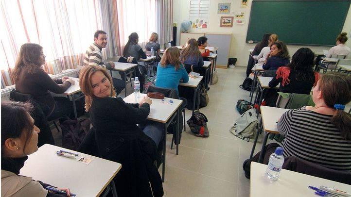 Educación anuncia que convocará 1.200 plazas en las oposiciones de Secundaria