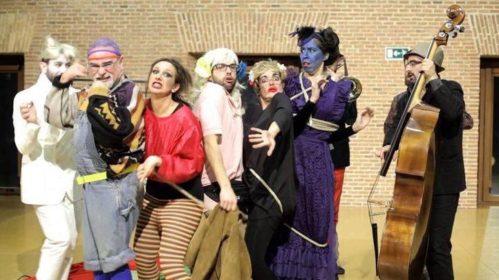Máscaras y disfraces en el fin de semana de Carnaval
