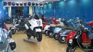 Las matriculaciones de motocicletas crecen un 27% en enero