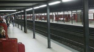 La estación de Recoletos tendrá nueva bóveda y se mejorará la ventilación